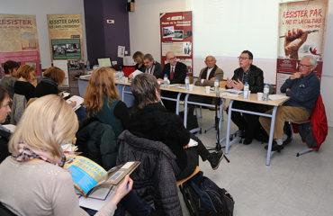 Rencontres académiques au Lycée Arago à Nantes.