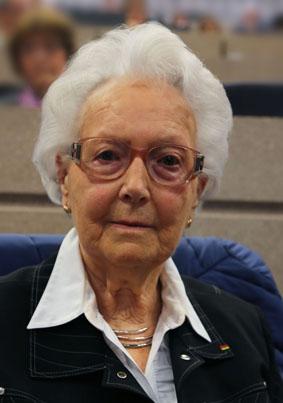 Gisèle Gireaudeau le 4 décembre 2014 au Conseil régional des Pays-de-la-Loire.
