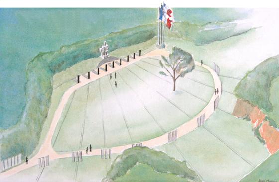 La carrière des fusilles de Chateaubriant