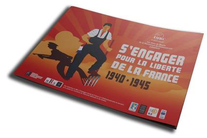 Catalogue S'engager pour la libération de la France (1940-1945)