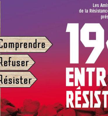1940, entrer en Résistance ?